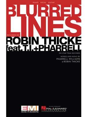 Blurred Lines Product Image