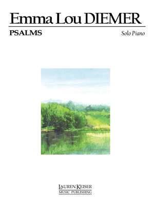Emma Lou Diemer: Psalms for Piano