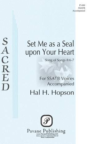 Hal H. Hopson: Set Me as a Seal upon Your Heart Product Image