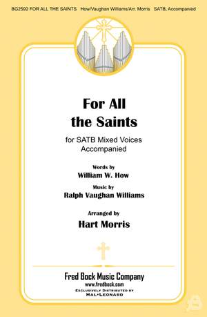 Ralph Vaughan Williams: For All the Saints