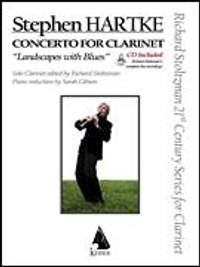 Stephen Hartke: Concerto for Clarinet and Orchestra: