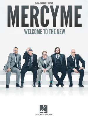 MercyMe - Welcome to the New Product Image