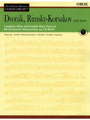 Dvorak, Rimsky-Korsakov and More - Volume 5