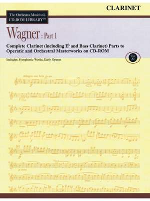 Richard Wagner: Wagner: Part 1 - Volume 11