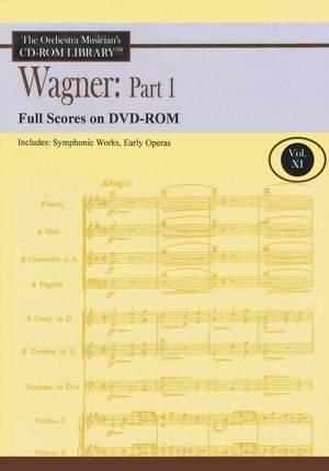 Richard Wagner: Wagner: Part I - Volume 11