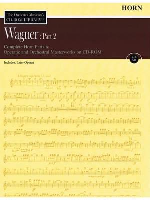 Richard Wagner: Wagner: Part 2 - Volume 12