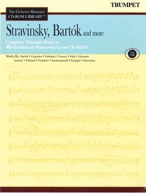 Stravinsky, Bartók and More - Volume 8