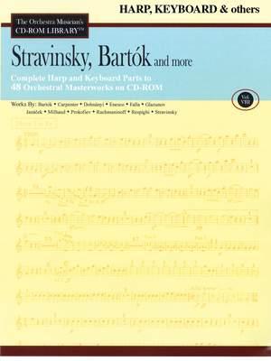 Stravinsky, Bartok and more - Vol. 8