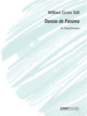 William Grant Still: Danzas De Panama
