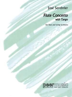 José Serebrier: Flute Concerto With Tango