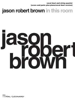 Jason Robert Brown: Jason Robert Brown - In This Room