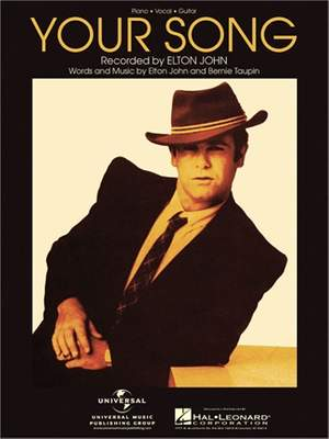 Elton John_Bernie Taupin: Your Song