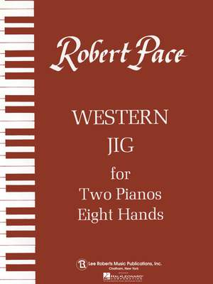 Robert Pace: Western Jig - Brown Book V