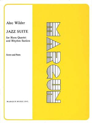Alec Wilder: Jazz Suite for 4 Horns Complete