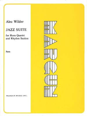 Alec Wilder: Jazz Suite for 4 Horns