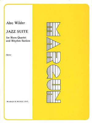 Alec Wilder: Jazz Suite for Horn Quartet & Rhythm Section