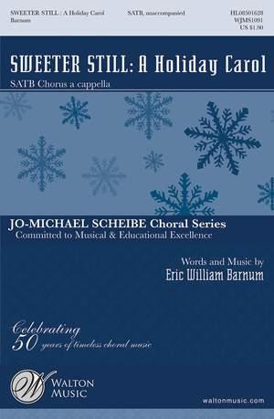 Eric William Barnum: Sweeter Still: A Holiday Carol