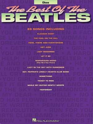 Best of the Beatles for Oboe