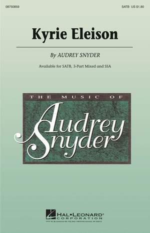 Audrey Snyder: Kyrie Eleison