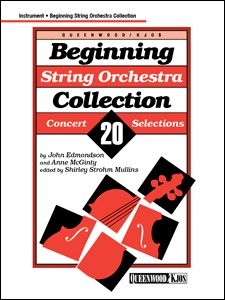 Beginning String Orchestra Collection - Conductor
