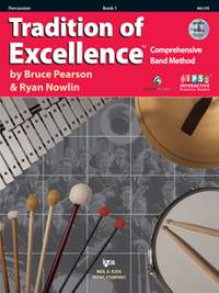 Bruce Pearson_Ryan Nowlin: Tradition of Excellence 1 (Percussion)