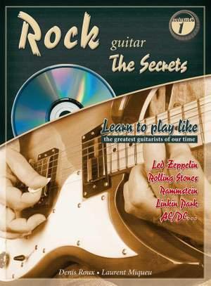 Denis Roux: Rock Guitar The Secrets 1