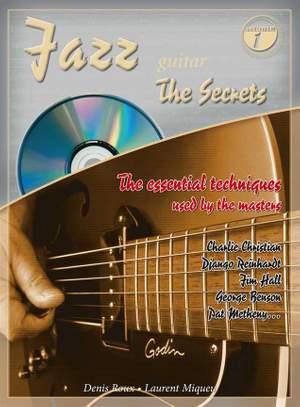 Denis Roux: Jazz Guitar The Secrets 1