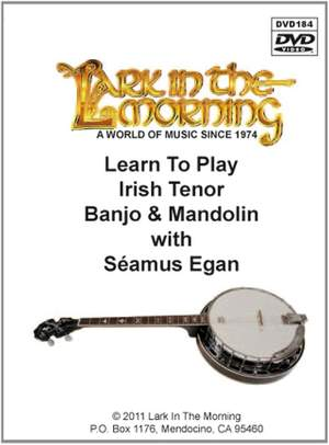 Seamus Egan: Learn To Play Irish Tenor Banjo and Mandolin