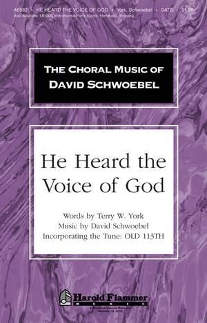 David Schwoebel_Terry W. York: He Heard the Voice of God