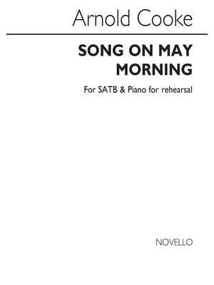 Arnold Cooke: Song On May Morning