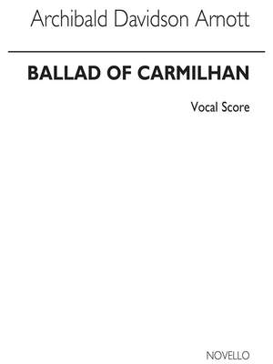 The Ballad of Carmilhan