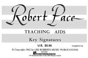Robert Pace: Flash Cards - Key Signatures