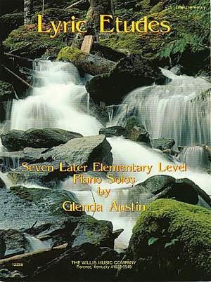 Glenda Austin: Lyric Etudes