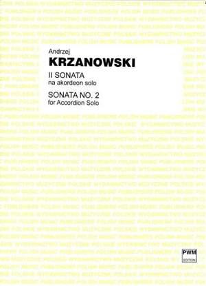 Krzanowski, A: Sonata No.2