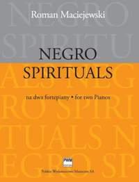 Maciejewski, R: Negro Spirituals
