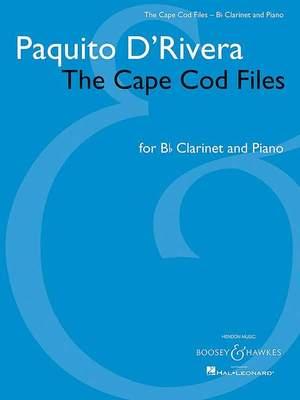 D'Rivera, P: The Cape Cod Files