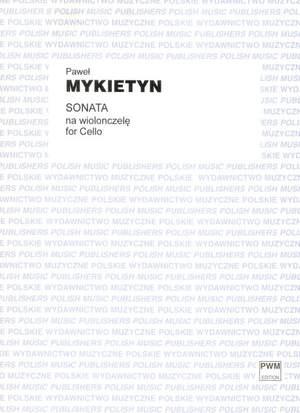 Mykietyn, P: Sonata
