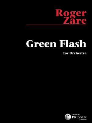 Zare, R: Green Flash