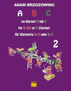 Brzozowski, A: ABC for B flat or C Clarinet (Volume 2)