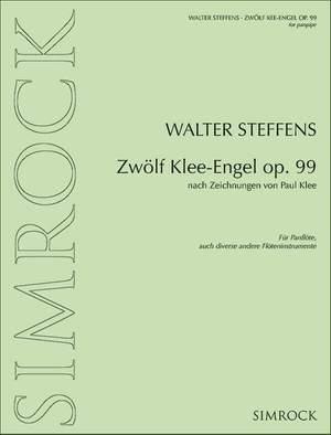 Steffens, W: Zwölf Klee-Engel op. 99 Product Image