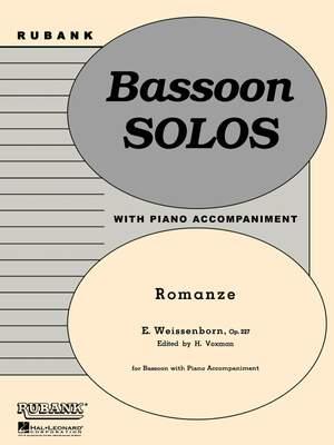 Weissenborn: Romance, op. 227