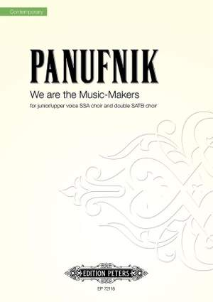 Panufnik, R: We are the Music-Makers