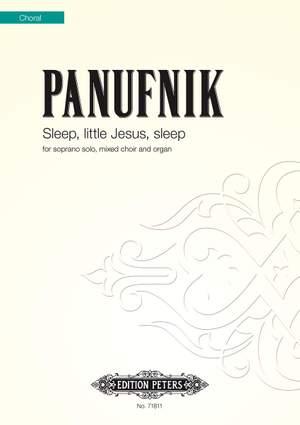 Panufnik, R: Sleep, Little Jesus Sleep