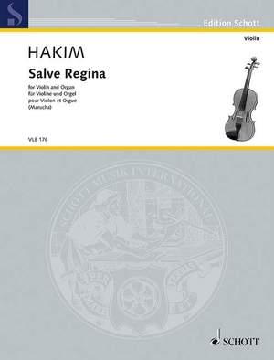 Hakim, N: Salve Regina