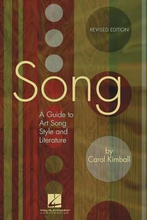 Carol Kimball: Song