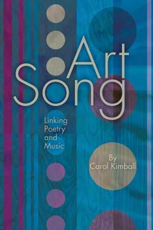Carol Kimball: Art Song