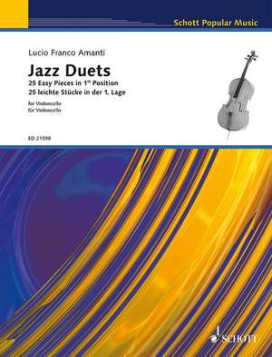 Amanti, L F: Jazz Duets Band 1 Product Image