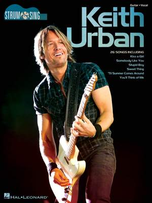 Keith Urban – Strum & Sing