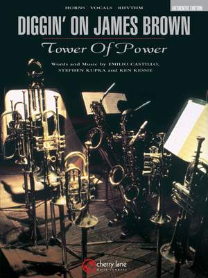 Tower of Power - Diggin' On James Brown (Score and Parts)