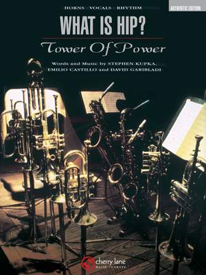 Tower of Power - What Is Hip? (Score and Parts)